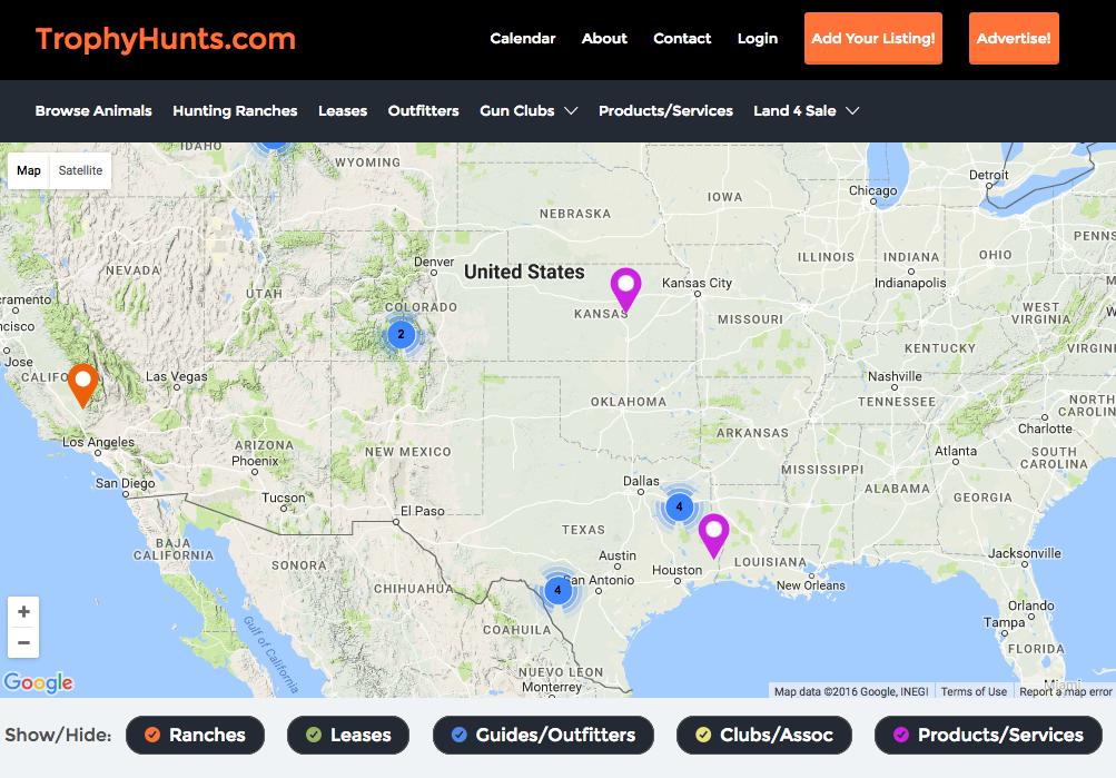 hunting-directory